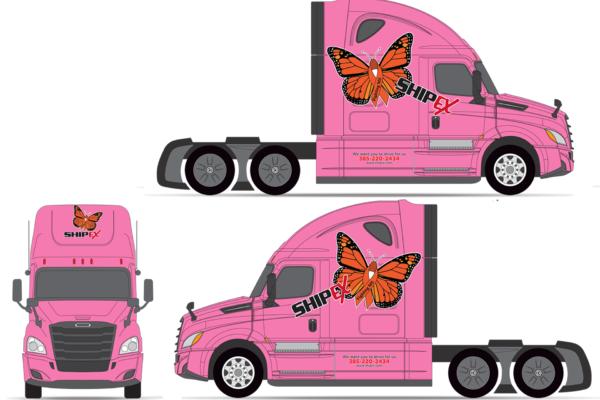 ShipEX MS Butterfly FRT